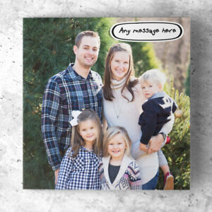Photo Personalised Greeting Card Birthday Anniversary All Occasion