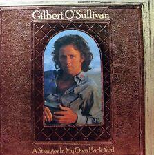 GILBERT O'SULLIVAN A Stranger In My Own Back Yard LP