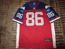 Ben Cahoon #86 Montreal Alouettes CFL Grey Cup Football Reebok Jersey XL