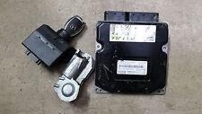 Mercedes W203 ECU Engine Control Unit Set Kit A 2711535291 A 0014466902