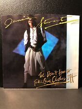 1985 Jermaine Stewart We Don'T Have To Take Our Clothes Off w/Pic Sleeve (J169)