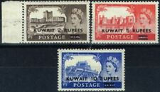 Elizabeth II (1952-Now) Lightly Hinged Kuwaiti Stamps (Pre-1961)