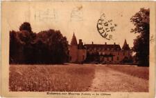 CPA HUISSEAU-sur-MAUVES Le Chateau (608002)