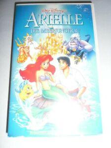 VHS Arielle Die Meerjungfrau von Walt Disney