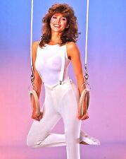 1980-1989 VICTORIA PRINCIPAL color period glamour photo (Celebrities & Musicians