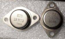 2N3773   POWER TRANSISTORS(16A,140V,150W) X 2***