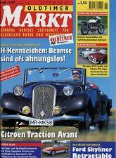 Markt 11/97 1997 Ford Fairlane 500 Lotus Elan Mercedes W 111 112 Rickman Metisse
