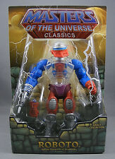 """MASTERS OF THE UNIVERSE Classics_ROBOTO 6 """" figure_Exclusive Limited Edition_MIP"""