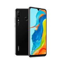 Huawei P30 lite Dual-SIM 128GB/4GB Smartphone / Handy Midnight Black NEU & OVP