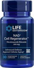 Life Extension,NAD+ Cell Regenerator Nicotinamide Riboside,100 mg,30 Veggie Caps