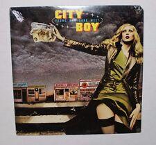 CITY BOY Young Men Gone West LP Mercury SRM-1-1182 US 1977 SEALED M 1G
