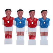 4pcs 5/8 inch Rod Foosball Soccer Table Football Men Player Replacement Parts