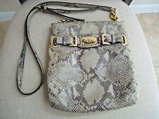 Michael Kors Snake Skin Crossbody Bag