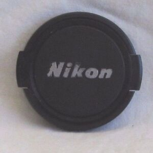 Nikon 52mm Front Lens Cap: B21412 Made in Japan - worldwide