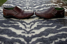 Kenneth Cole Leather Mens Shoes UK 7 EU 41
