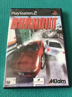Burnout - Sony PlayStation 2 - PS2 PAL