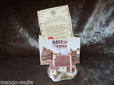 Vintage Lilliput Lane Cottages Inglewood Box & Deeds