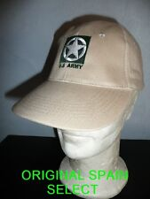 Casquette U.S ARMY (  WW2 USA NORMANDIE 1944 JEEP DODGE GMC HARLEY CHEVROLET )