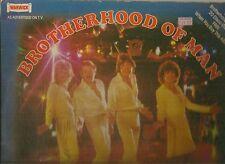 EUROVISION BROTHERHOOD OF MAN LP ALBUM 20 LOVE SONGS
