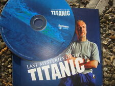LAST MYSTERIES OF THE TITANIC EMMY DVD JAMES CAMERON DISCOVERY FINAL EXPED 43MIN