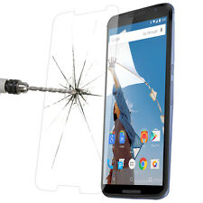 Scratch Resist Film Tempered Glass Screen Protector for Motorola Google Nexus 6