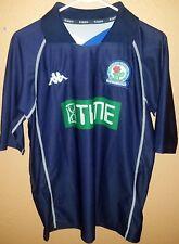 bf6b265a0e9 Blackburn Rovers Football Club England Soccer Jersey Championship League FA  Cup