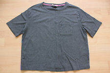 BODEN  grey Supersoft boxy Tee.  size 12   great condition