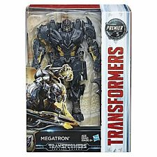 TRANSFORMERS MV5 THE LAST KNIGHT VOYAGER MEGATRON PREMIER EDITION FIGURE