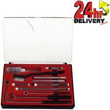 Fast Mover Pistolet Kit de nettoyage 23Pcs Inc brosses/Aiguilles/Solution de nettoyage