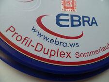 EBRA Eisstock Profil-Duplex Sommerlaufsohle blau 15 S