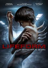 Lifeform (2019) Virginia Logan, Peter Alexandrou, Rebecca Kugh Dvd Like New