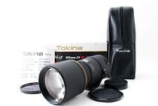 """Near Mint"" Tokina AT-X AF 300mm F/4 Lens For Canon w/CREATION VARI.ND Japan"