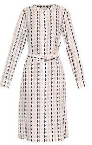 NWT THEORY linigole silk shirt  dress Size 4
