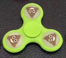 Poop Poo Emoji Fidget Spinner Stress ADHD Autism Adult Kid Toy USA Seller