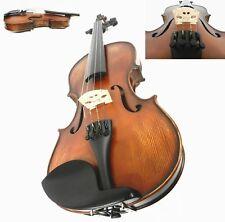 4/4 Size Violin,Stradivari Style, Helicore Strings+ Despiau Bridge+ Case + Bow