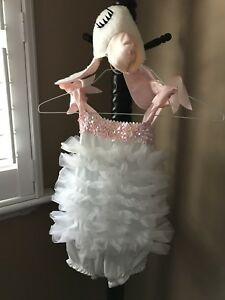 Girls Competitive Ballet Costume