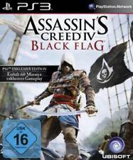 PlayStation 3 Assassins Creed 4 Black Flag Deutsch GuterZust.