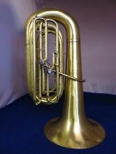 Conn 12J Tuba, Satin Brass!! Fully restored!!