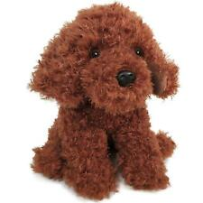 Laurel the Labradoodle | 9 Inch Stuffed Animal Poodle Dog | by Tiger Tale Toys