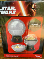 OFFICIAL NEW Star Wars Death Star Popcorn Maker - NEW