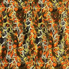 African Print Fabric 100% Cotton 44'' wide sold by the yard (90209-3)