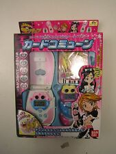 Anime Pretty Cure Cure Black & Cure White Card Commune Morpher Bandai Japan USED