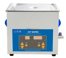 9l Gt Sonic Dental Vgt 1990qtd Professional Ultrasonic Cleaner Stainless Steel