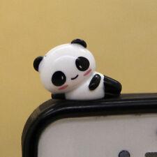 New Cute Panda(Round eye) Dust Proof phone plug Cover Charm(3.5mm)