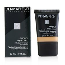Dermablend Smooth Liquid Camo Foundation SPF 25 (Medium - Sepia (40C) 30ml