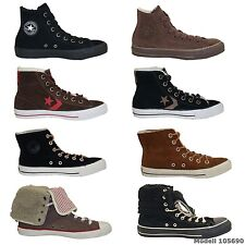 Converse All Stars High Top Sneakers Chucks Boots Men Women Winter Shoes