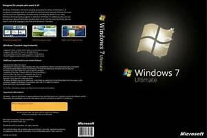 Windows 7 Ultimate SP1 Genuine License Key Instant Online Activation