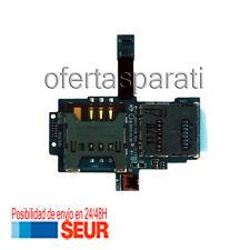 Repuesto Flex Lector de Tarjeta Sim y Micro SD para Samsung Galaxy S SCL I9003