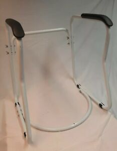 Toilet Safety Commode Surround Frame for Elderly/Disabled