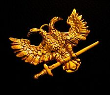 Masonic Collar JEWEL 32 Degree Wings UP Scottish Rite Pendant